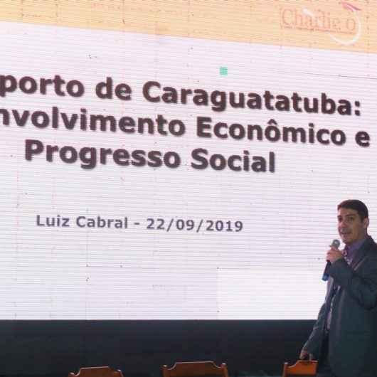 Palestrante do Empreenda afirma que Caraguatatuba tem capacidade para receber aeronaves com até 200 passageiros