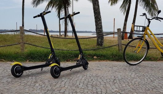 Prefeitura abre edital de chamamento para empresas de compartilhamento de patinetes elétricos e bikes
