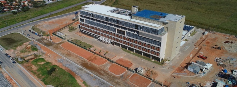 Hospital Regional deve ser entregue em três meses, diz Estado