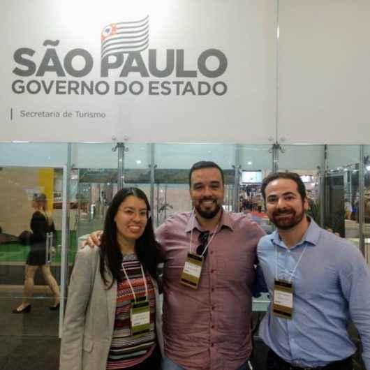 Caraguatatuba divulga turismo náutico no São Paulo Boat Show 2019