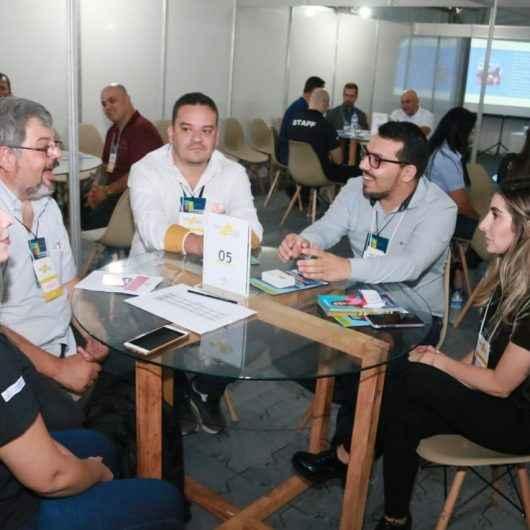 Rodada de Negócios: Empreenda Caraguatatuba promove reuniões entre mais de 70 empresas locais