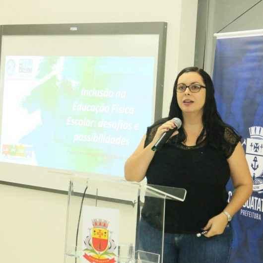 I Fórum de Educação Física Inclusiva aborda desafios e potencialidades
