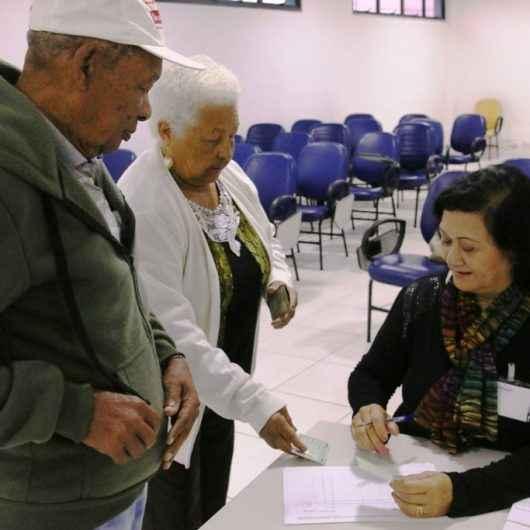 Participe da eleição de novos membros do Conselho do Idoso nesta terça-feira (03/09)