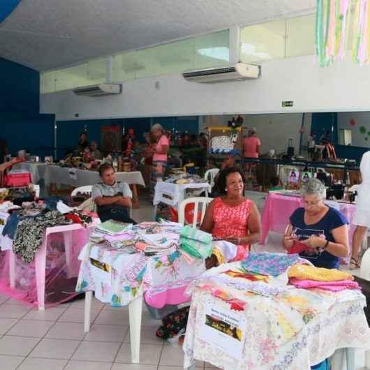 """Idosos e pessoas com deficiência despertam empreendedorismo durante a 6ª """"Feira Delícia e Arte"""""""