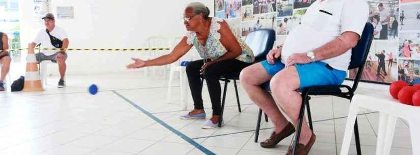 2º Campeonato de Bocha Sentada trabalha corpo e mente de idosos e pessoas com deficiência