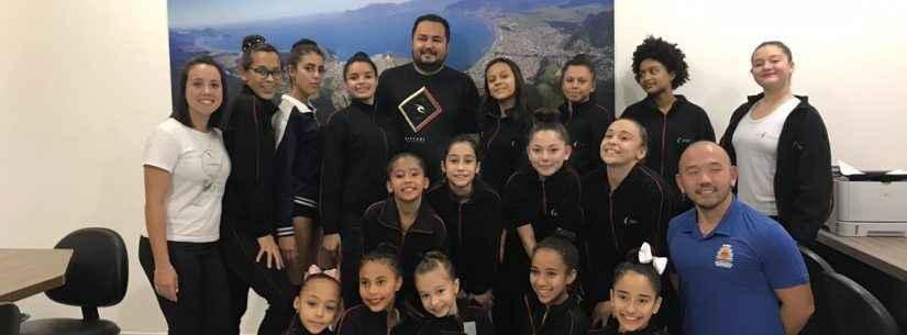Com participação inédita, ginastas de Caraguatatuba conquistam pódio em competição
