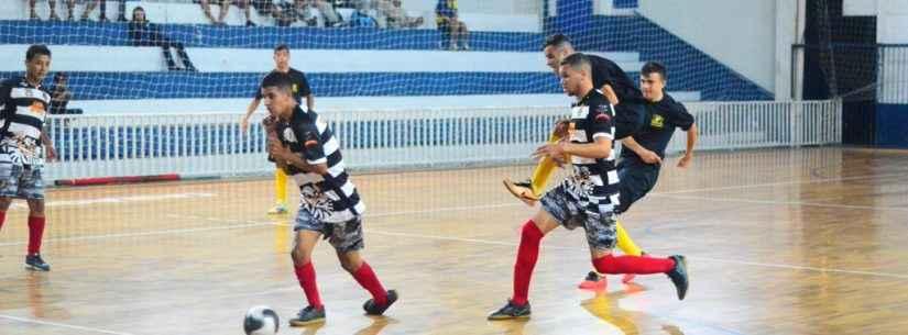 Campeonato Municipal de Futsal da Série Bronze chega às oitavas de final