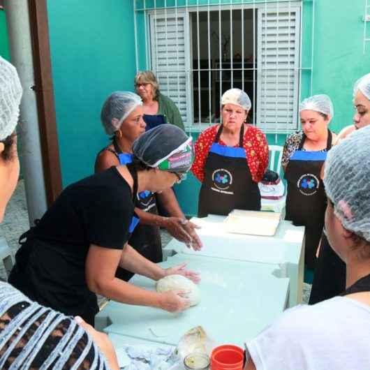 Fundo Social de Caraguatatuba proporciona novas oportunidades às mulheres do CIAM