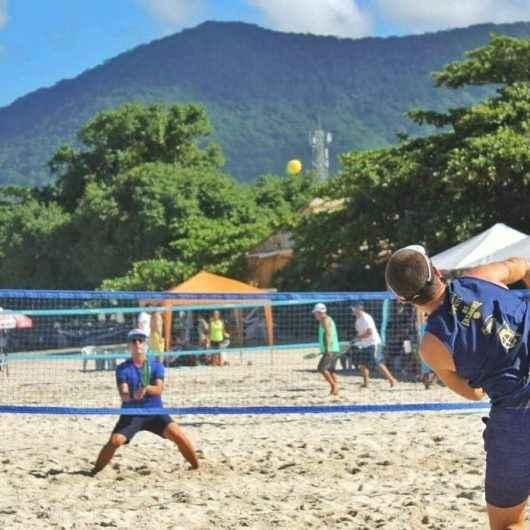 1ª edição do Caraguá Open de Beach Tennis agita Praia do Camaroeiro no sábado (26)