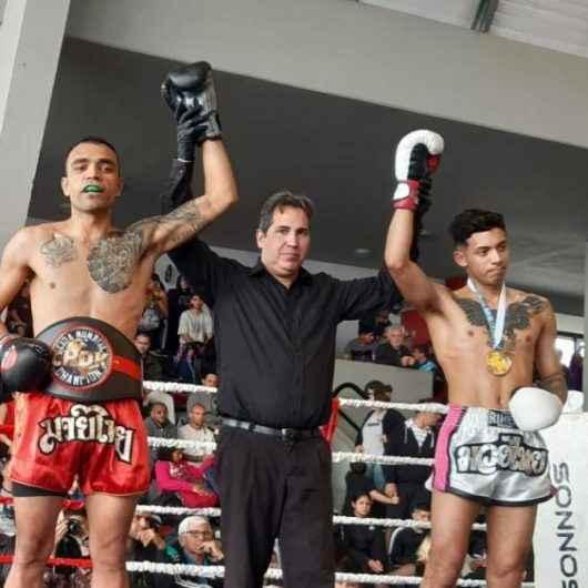 Atleta de Caraguatatuba é Campeão Mundial de Kickboxing
