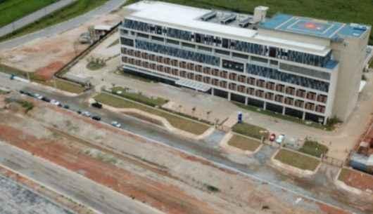 Prefeitura assina Ordem de Serviço para obras de pavimentação para acesso ao Hospital Regional