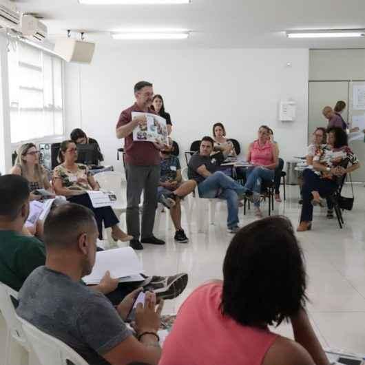 Caraguatatuba inicia formação em educação integral