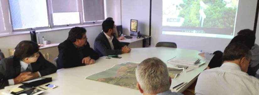 Governo do Estado promove reunião para receber demandas da Prefeitura sobre obras dos Contornos