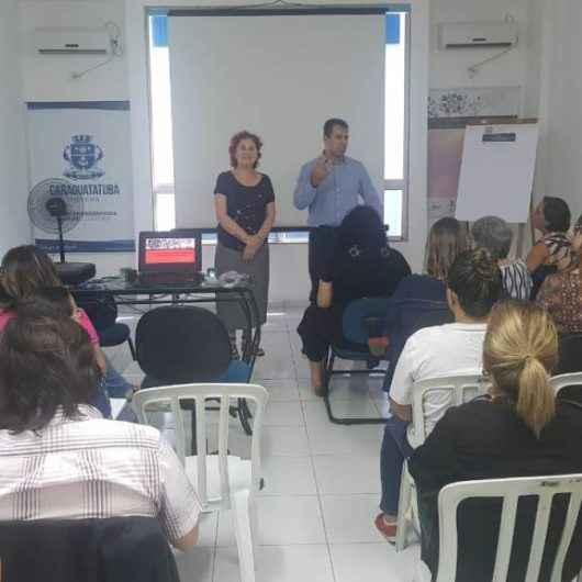 """Caraguatatuba sedia encontro formativo do projeto """"Inovações Metodológicas para o Trabalho Social com Famílias"""""""
