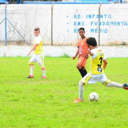 Semifinais da Copa da Criança de Caraguatatuba começam neste sábado