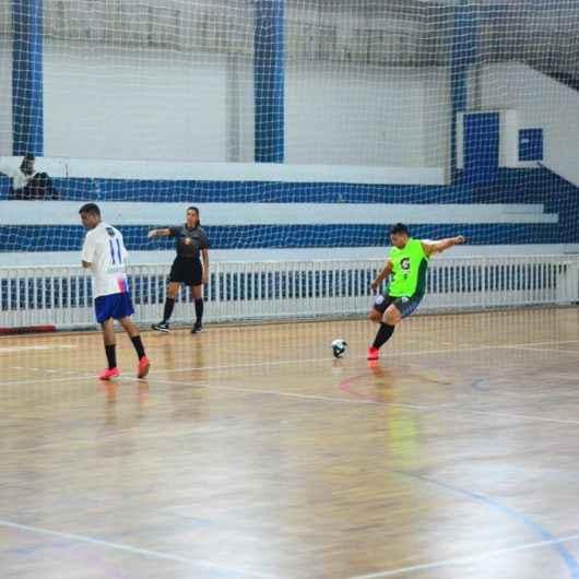 Série Ouro do Campeonato de Futsal de Caraguatatuba entra na reta final