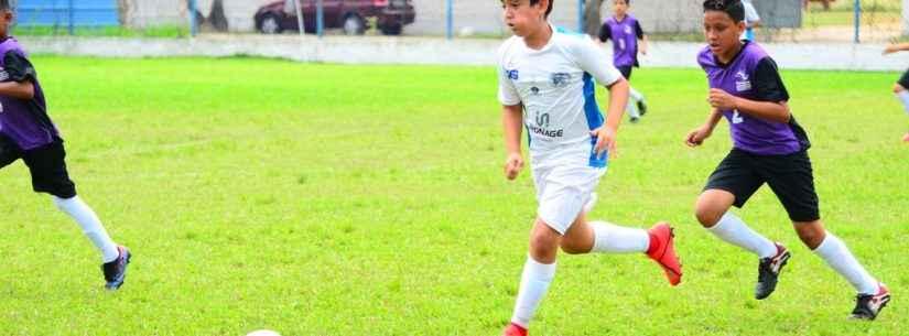 Cemug recebe jogos da Copa da Criança no feriado desta quarta-feira