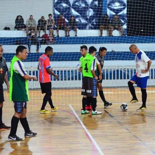 Departamento de futebol divulga tabela de classificação da Série Ouro do campeonato de futsal