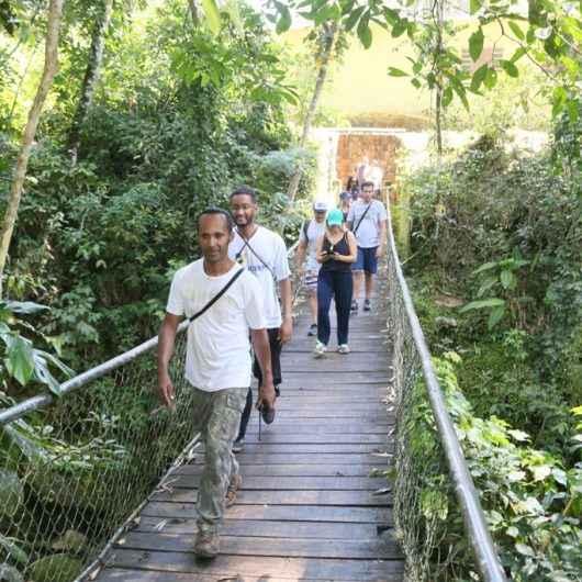 Servidores municipais de Caraguatatuba realizam atividades diferenciadas no final de semana