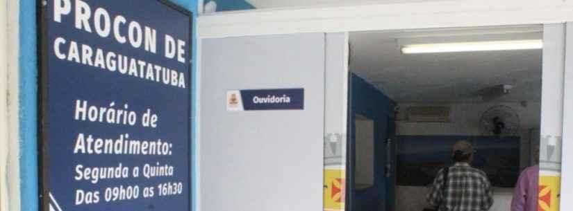Serviços de telefonia lideram ranking das reclamações do Procon de Caraguatatuba