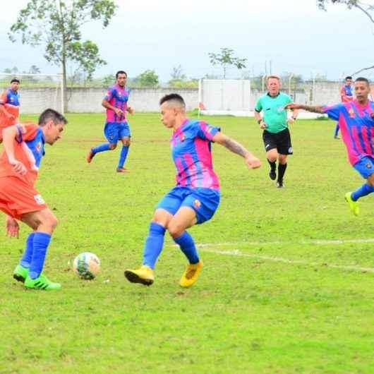 Empate entre R.F.C. e E.C Brasília altera classificação do Campeonato Master 40
