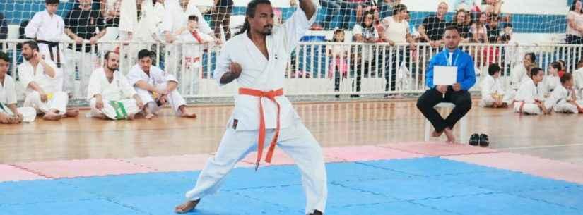 Cemug recebe Campeonato Municipal de Karatê em novembro