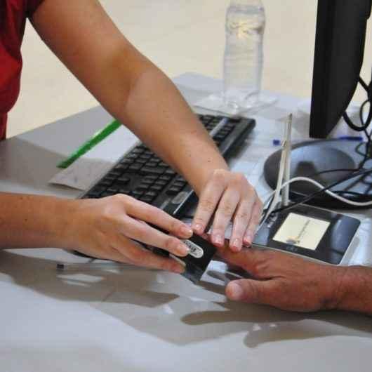 Período para o cadastramento da biometria eleitoral em Caraguatatuba segue até dia 31 de outubro