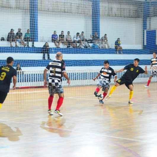 Semifinal do Campeonato Municipal de Futsal – Série Bronze começa nessa sexta-feira