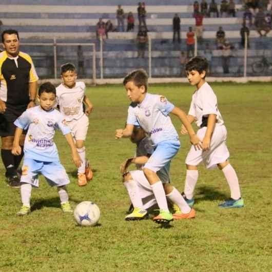 15ª Copa da Criança marca o calendário esportivo do final de semana