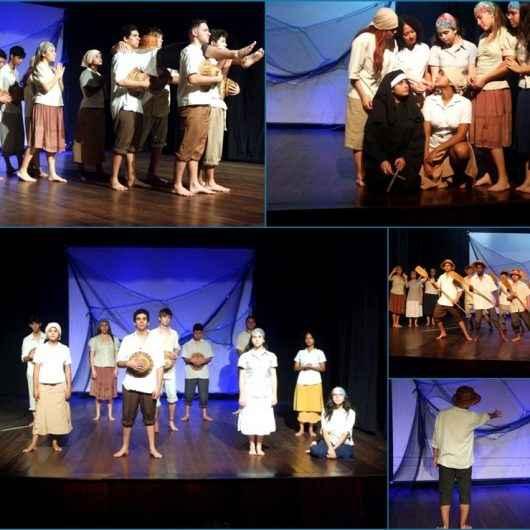 Auditório da Fundacc recebe espetáculo 'Caiçara', da Cia Império Teatral