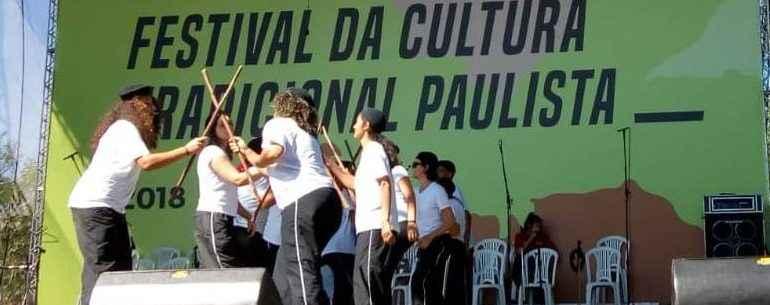 Artesanato, danças folclóricas e cozinha caiçara representam Caraguatatuba no Revelando São Paulo 2019