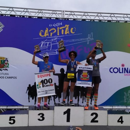 Equipe de Atletismo de Caraguatatuba se destaca na 3ª Corrida Capitão Mafuz