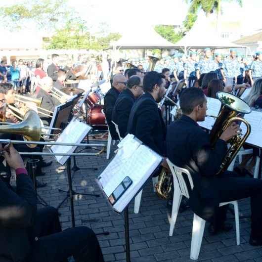 SAMBA abre inscrições para seleção de Bolsista I na Banda Municipal Carlos Gomes