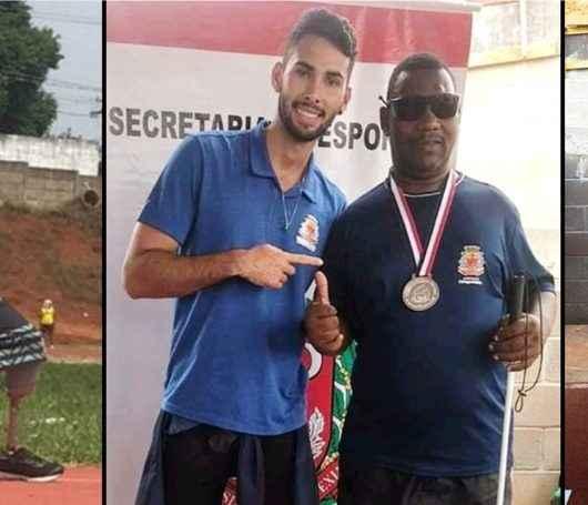 Atletas paralímpicos de Caraguatatuba conquistam 10 medalhas nos 83º Jogos Abertos do Interior
