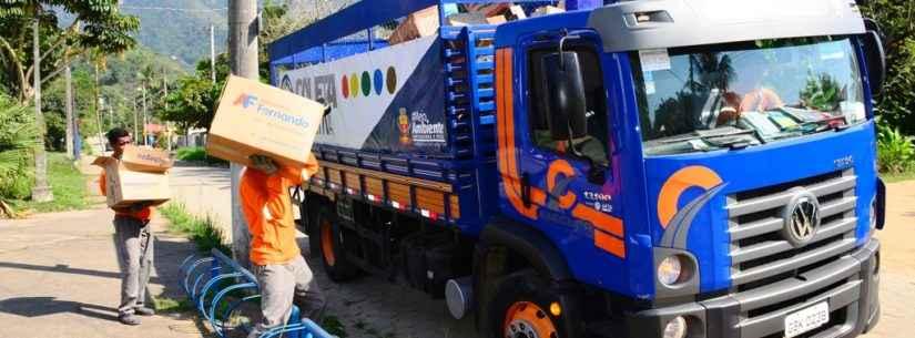 Prefeitura de Caraguatatuba suspende Coleta Seletiva e atendimento nos Ecopontos temporariamente