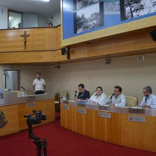 Câmara de Caraguatatuba recebe duas audiências públicas sobre orçamento de R$ 936 milhões para 2020