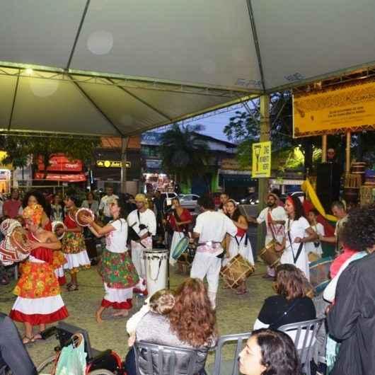 Praça Dr. Cândido Mota recebe XXIII Kizomba no Dia da Consciência Negra