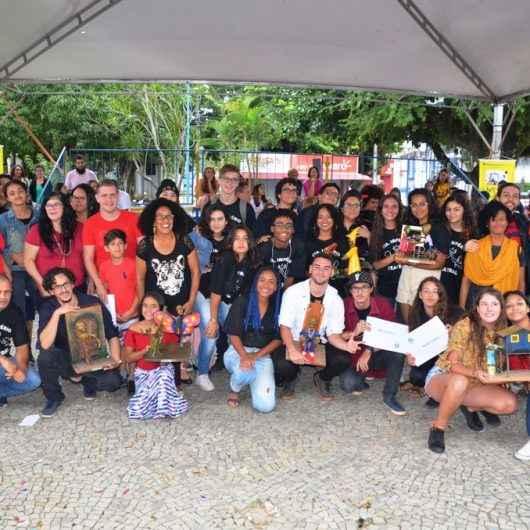 Grupo de Goiânia é vencedor do 12º Festival Estudantil de Teatro de Caraguatatuba