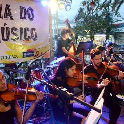 Dia do Músico é atração na Praça Dr. Cândido Mota neste sábado