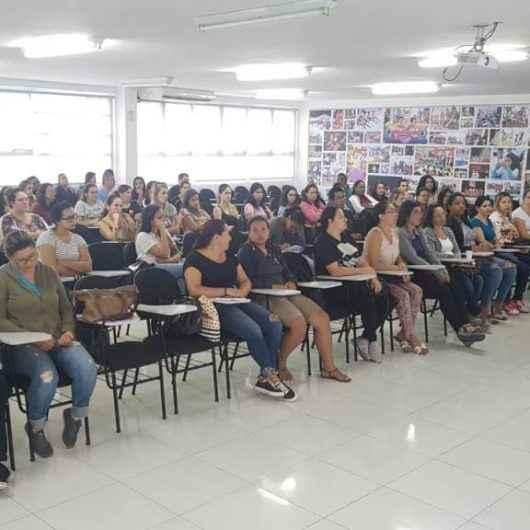 Secretaria de Educação de Caraguatatuba promoveu mais um encontro de Formação Continuada em Inclusão Escolar