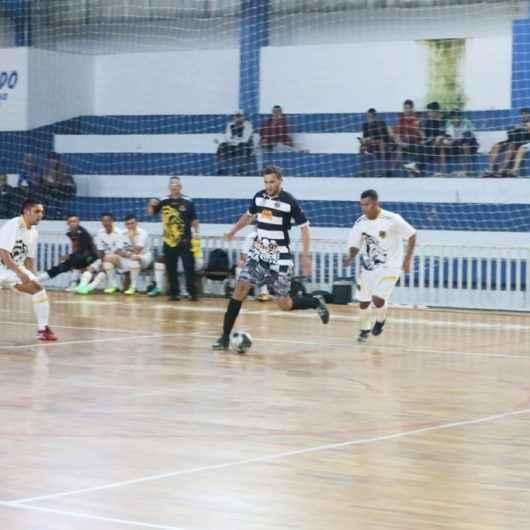 Tuka Bike Futsal é campeão da série Bronze do Campeonato de Futsal