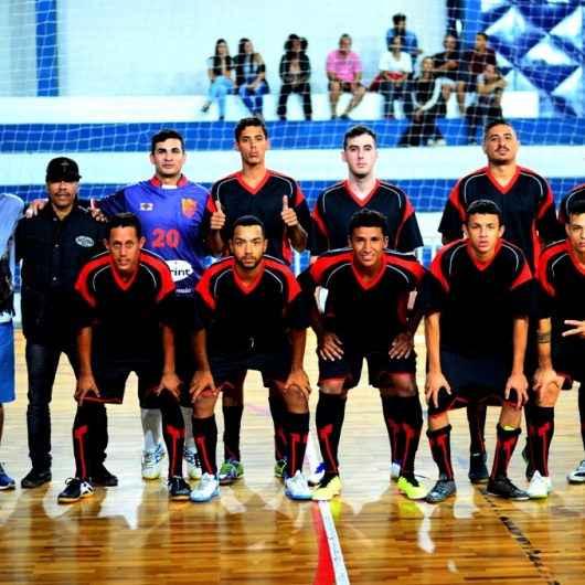 Cirok conquista o título de campeão da Série Prata do Campeonato de Futsal