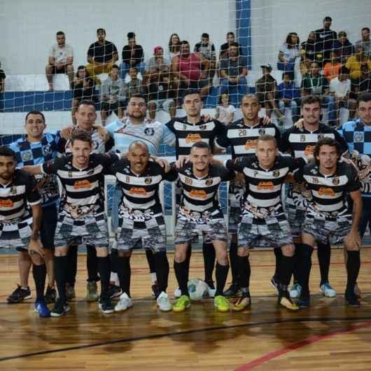 Tuka Bike leva a melhor e garante título de campeão da Série Ouro do Campeonato de Futsal
