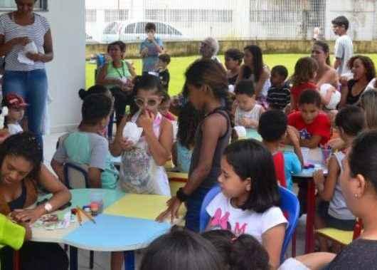 CRIES do Casa Branca, Perequê e Tinga realizam Festa de Natal para alunos matriculados
