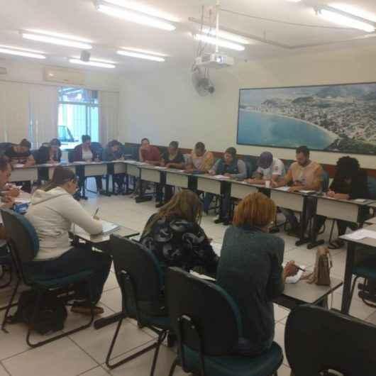 Agentes comunitários de saúde da Prefeitura de Caraguatatuba recebem ética e disciplina no serviço público