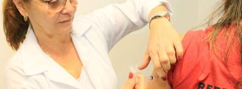 2ª Etapa da Campanha de Vacinação Contra Sarampo começa segunda-feira (18/11)