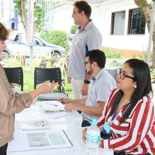 Urbanismo Itinerante é sucesso a atende 66 pessoas no Centro de Caraguatatuba
