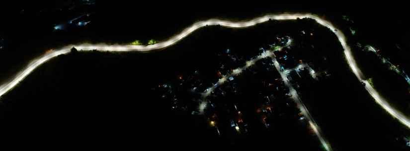 Iluminação da Serrinha reduz ocorrência de atropelamentos, diz Polícia Rodoviária