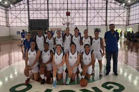 Basquete Feminino de Caraguatatuba alcança melhor resultado da história nos Jogos Abertos do Interior