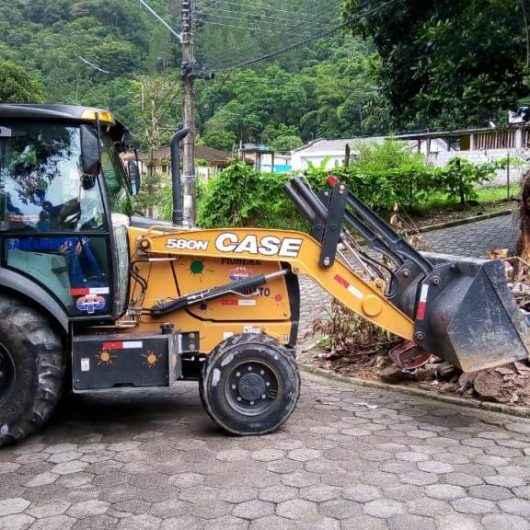Operação bota-fora recolhe resíduos em toda a cidade